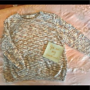 Size 1x sweater